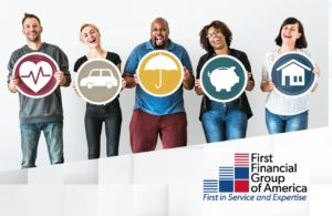 Employee benefits with First Financial Group
