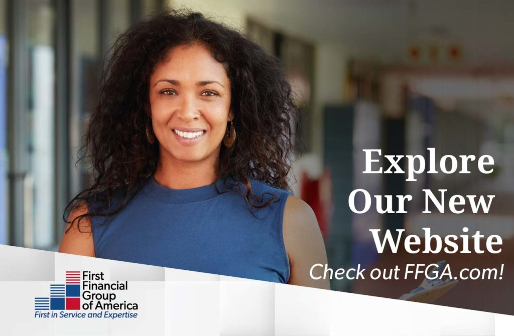 Explore First Financial Group of America's new website